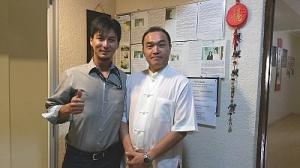 Tsai e Gustavo